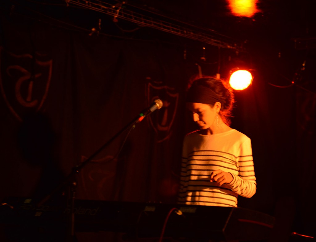 Lea Van Sky at The Troubadour, London
