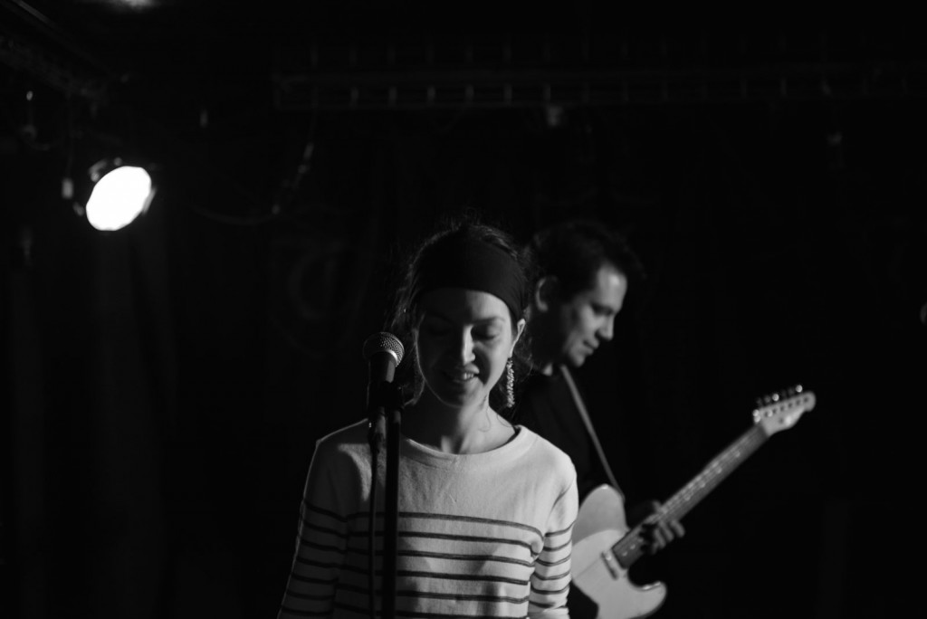 Lea Van Sky w/Frank Brody at The Troubadour, London